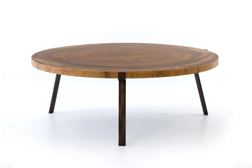 Guanacaste Round Coffee Table