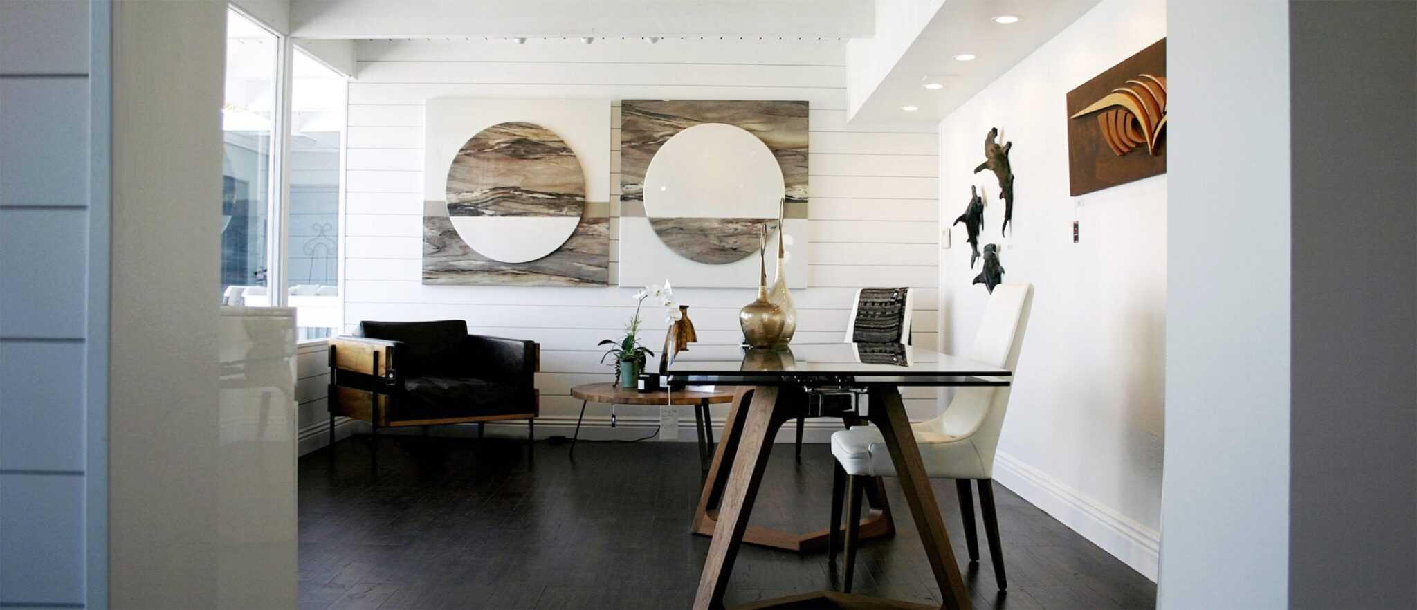 Laguna Beach Art Galleries - Coastal Contemporary Art - ocean gallery