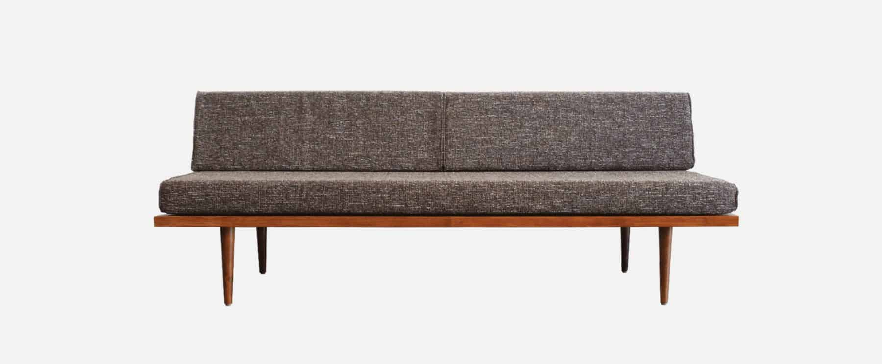Admirable Mid Century Modern Daybed Sofa Mcm Daybed Handmade In Alphanode Cool Chair Designs And Ideas Alphanodeonline
