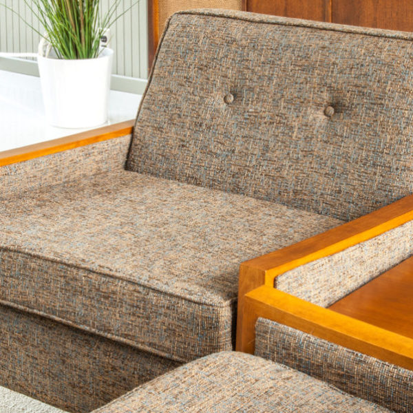mad men style sofa | affordable mid century modern furniture