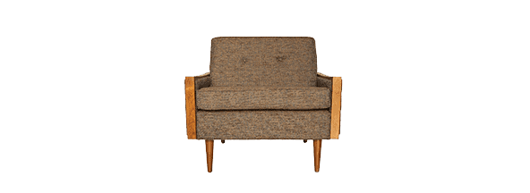 MCM Chair | Mid Century Modern Chair | mad men style sofa | affordable mid century modern furniture