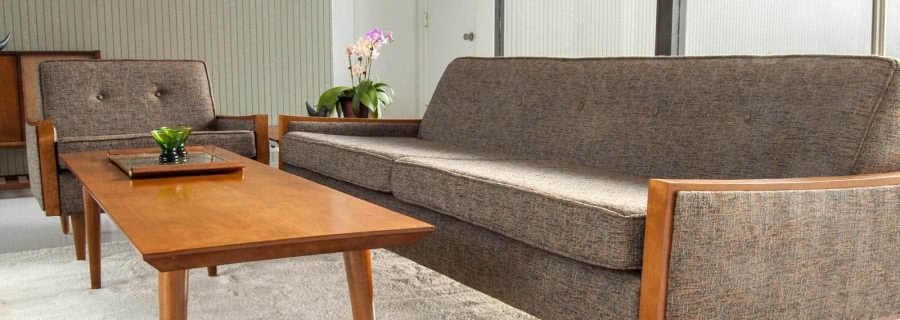 mad men style sofa