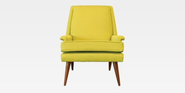 Lux Chair | Mid Century Modern Furniture