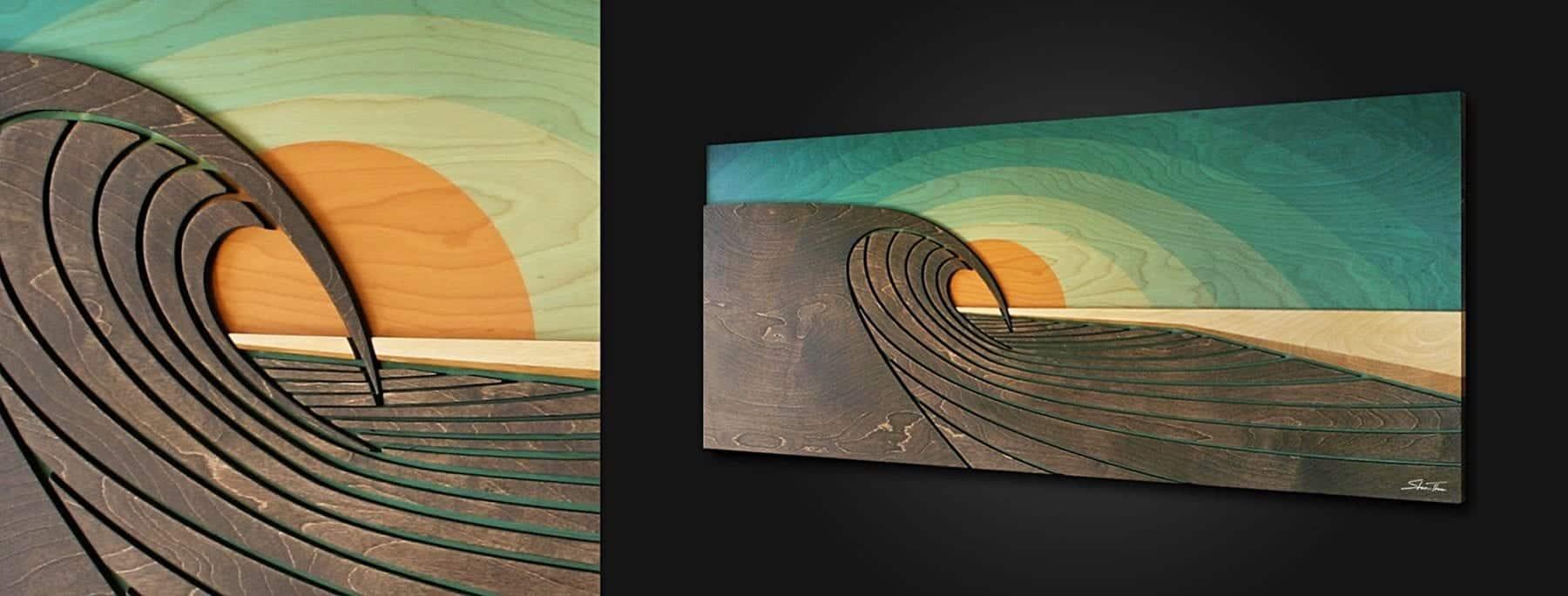 Sunset Peak - Thomas Studios - wave gallery - ocean gallery