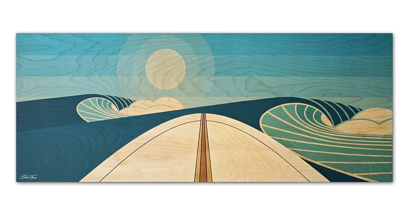 ocean gallery - surf art