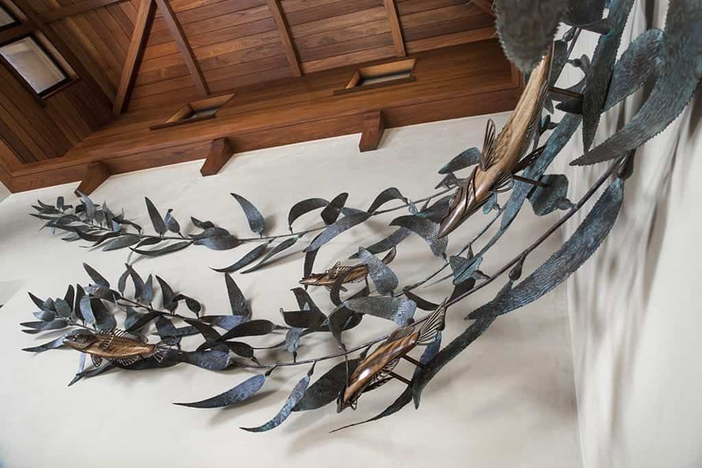 Wildlife Art Gallery - coastal wildlife sculptures