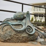 coastal wildlife sculptures - Ocean sculptures