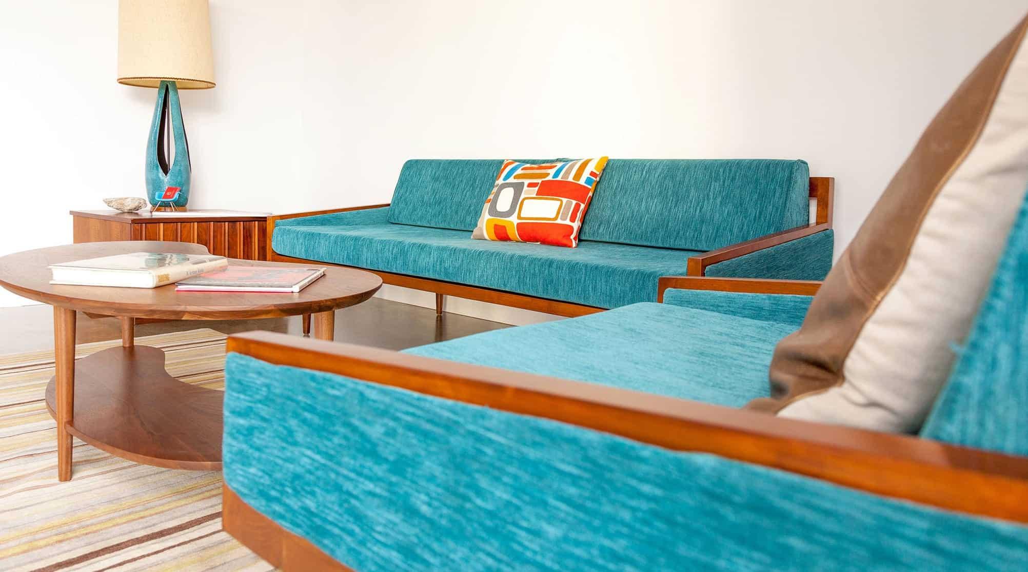 Affordable Mid Century Modern Furniture Handmade In California