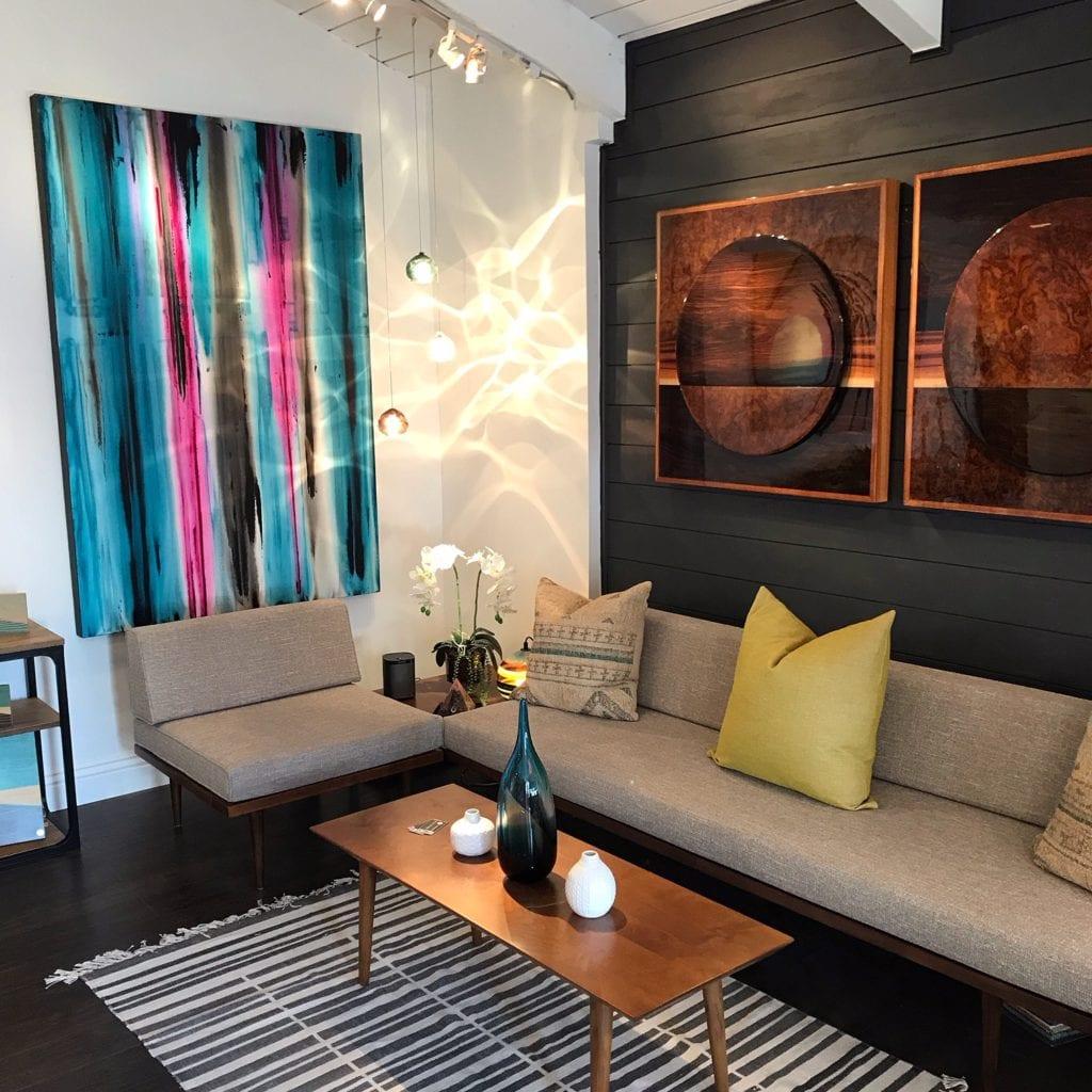Laguna Beach Art Gallery & Home Showroom | Thomas Studios