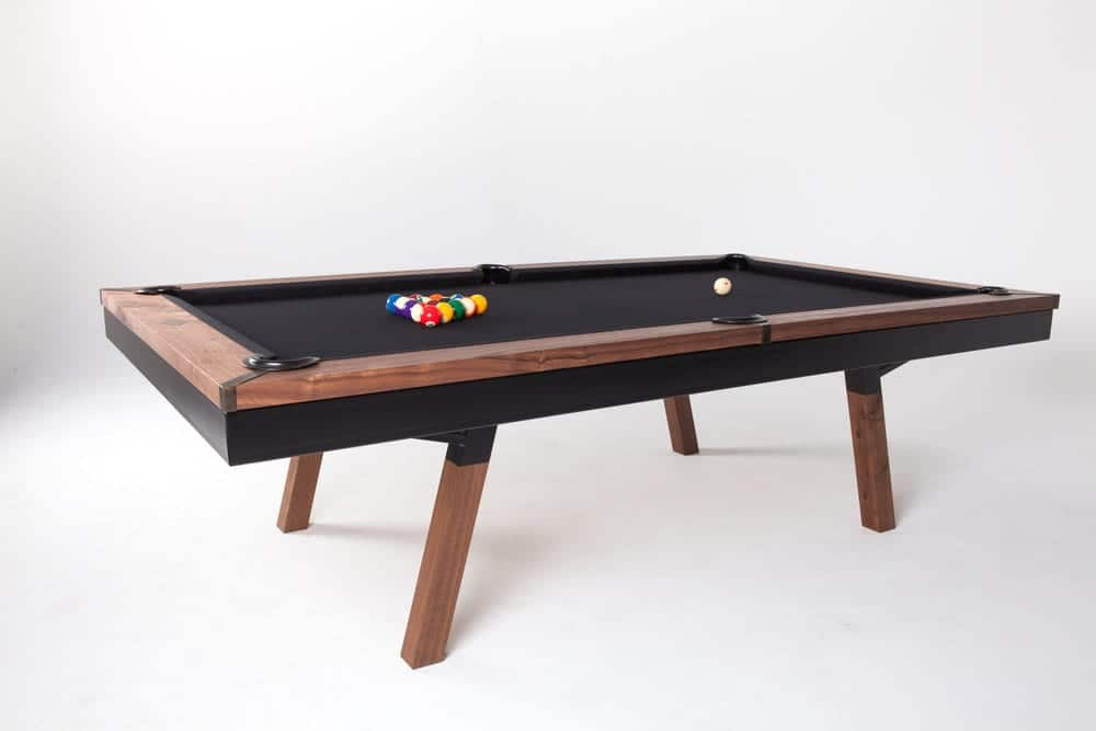 Black Walnut - Billiard Table - Luxury Pool Table