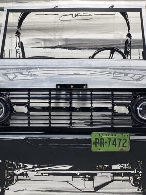 Vintage_Bronco_64x90_Acrylic_on_canvas_2020
